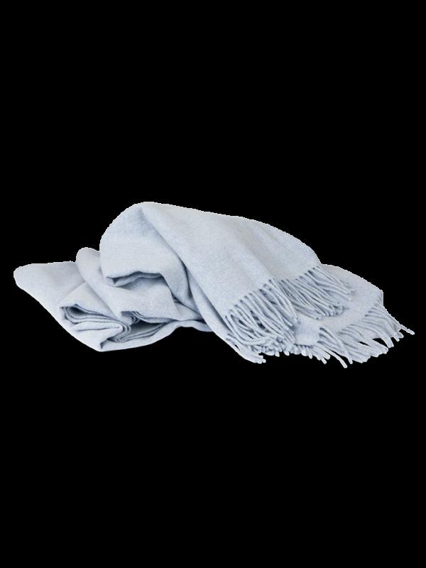 Kayori Nitra - Plaid - Cashmere - 150/220 - Azure