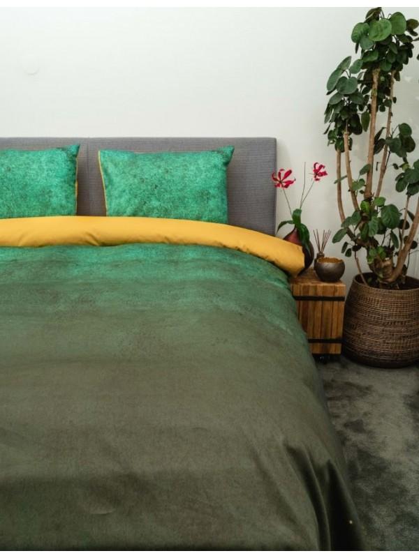 Kayori Chai - DBO - Katoensatijn - Groen