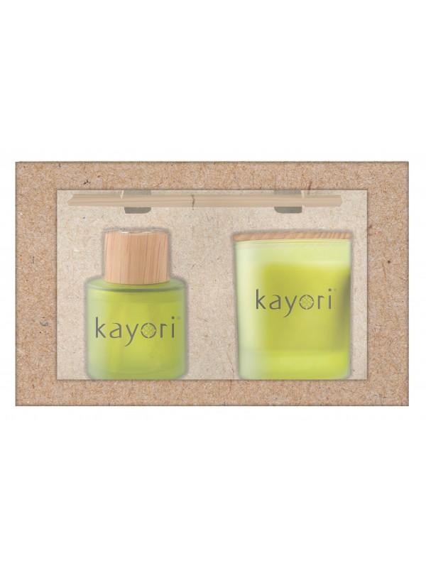 Kayori - Home Fragrance - Giftbox