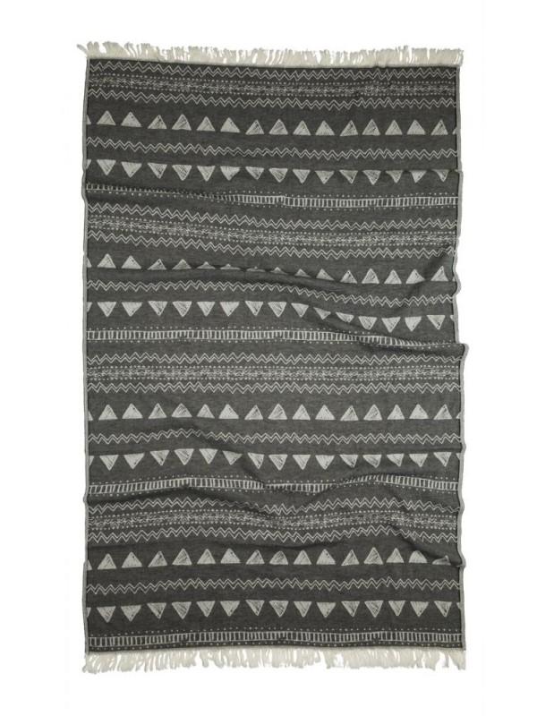 Kayori - Sura - Hamamtuch - 100x180 - Antrazit
