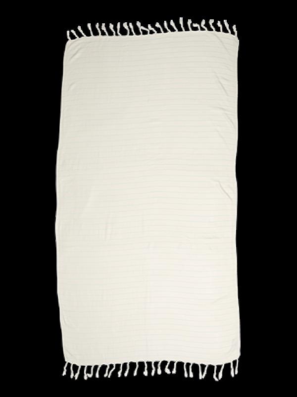 Kayori - Taki - Hamamdoek - 100x180 - Bamboe - Mintgroen