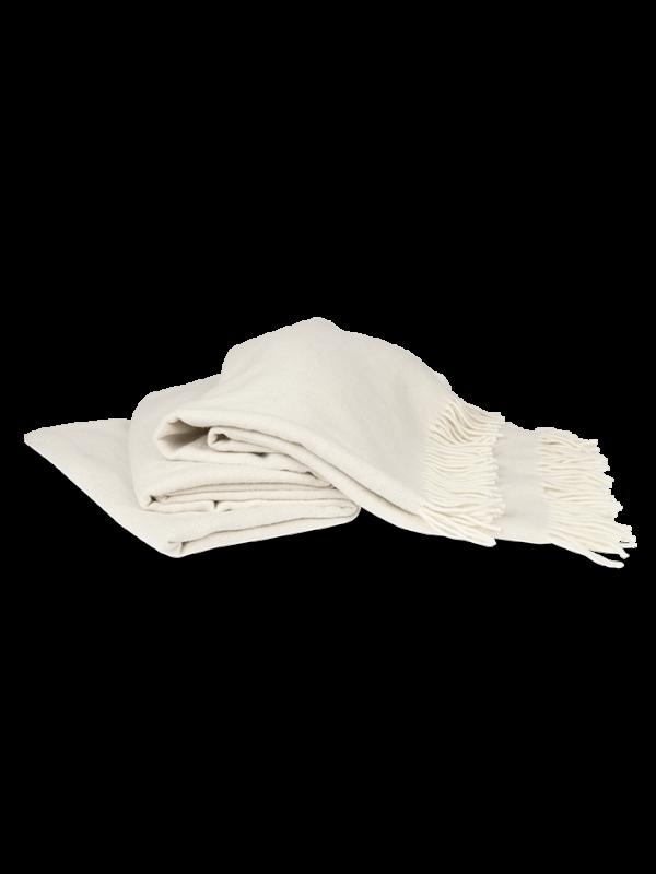 Kayori Tibet - Sprei - Linnen - 150/250 - Off White