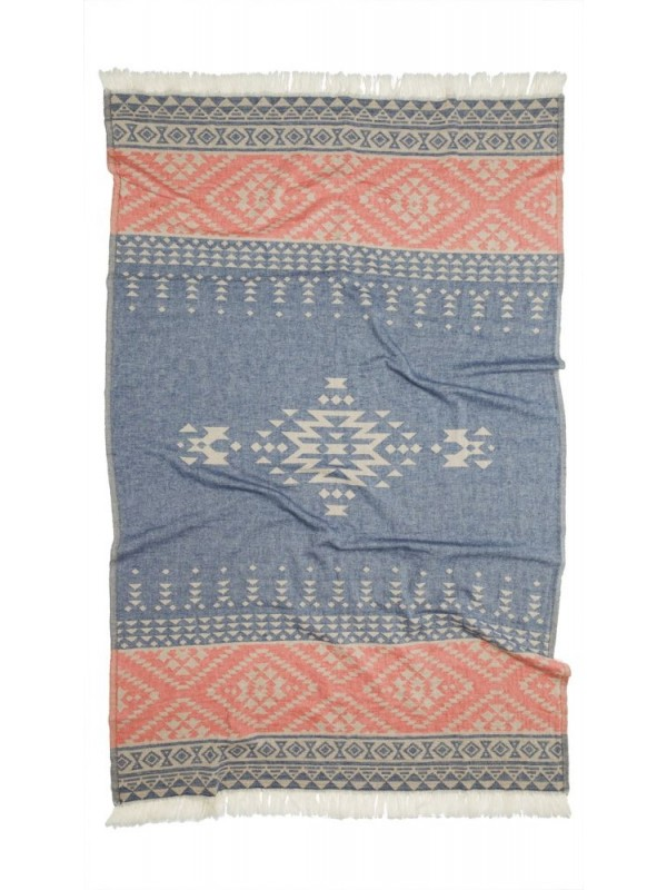 Kayori - Tori - Hamamdoek - 100x180 - Rood