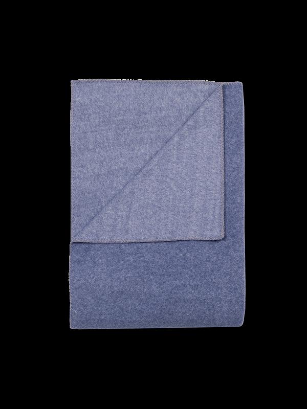 Kayori - Sagano - Plaid - Bamboo - 150/220 - Donkerblauw