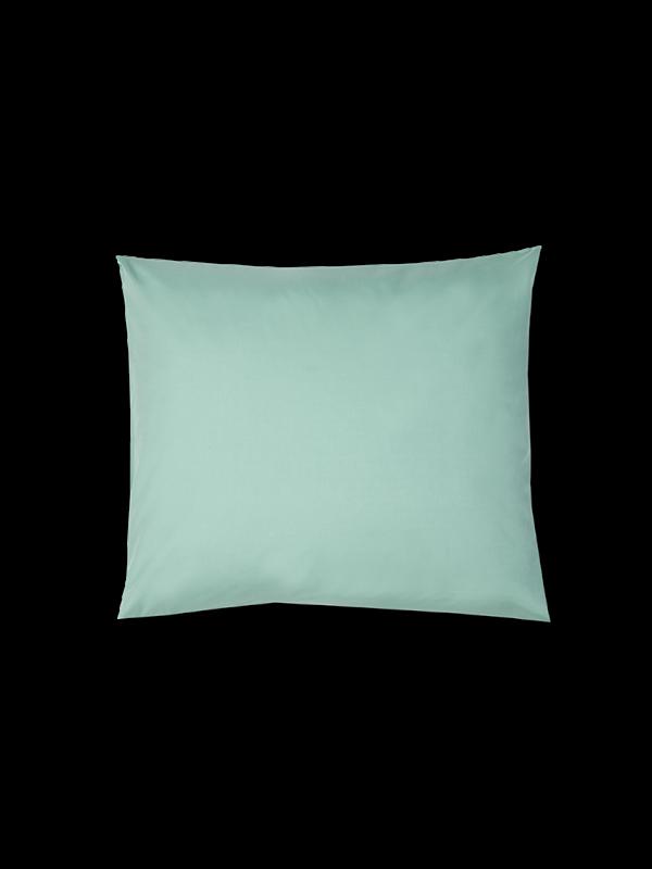 Kayori Shizu - Kussensloop -60x70-2 Stuks-Katoenperkal-Groen