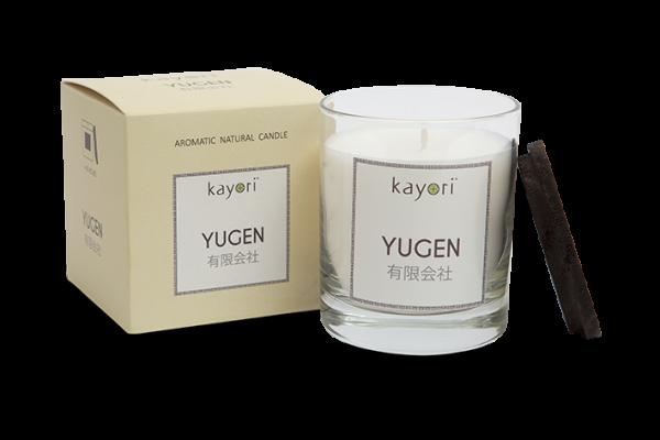 Kayori - Geurkaars - 175gr - Yugen