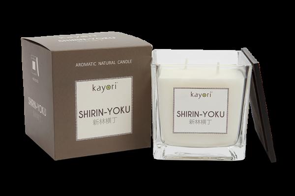 Kayori - Geurkaars - 430gr - ShirinYoku