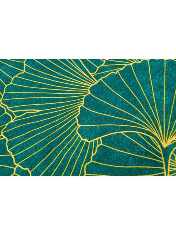 Kayori Fuji - DBO - Katoensatijn - Groen