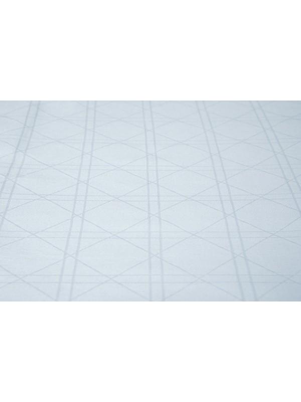Kayori Shizu - Kussensloop - Katoensatijn - 60/70 - 1 stuk - Blauw
