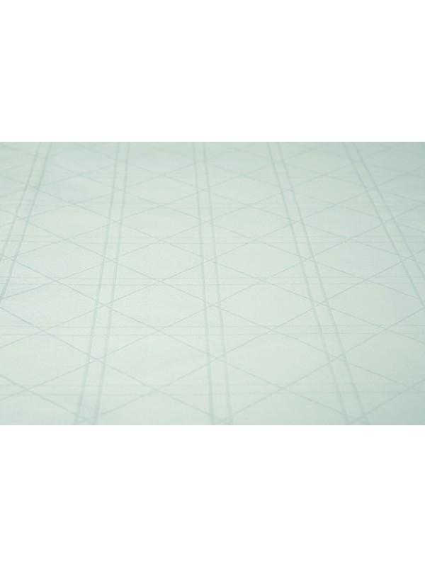 Kayori Shizu - Kussensloop - Katoensatijn - 60/70 - 1 stuk - Mintgroen