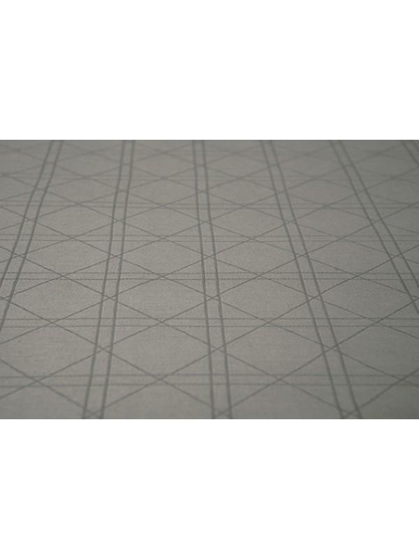 Kayori Shizu - Kussensloop - Katoensatijn - 60/70 - 1 stuk - Taupe
