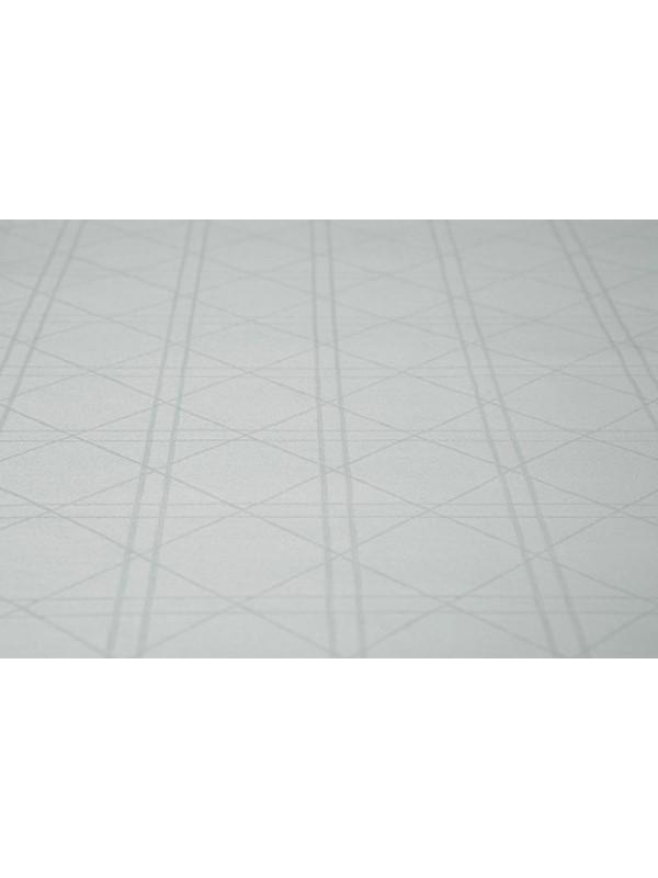 Kayori Shizu - Kussensloop - Katoensatijn - 60/70 - 1 stuk - Zilvergrijs
