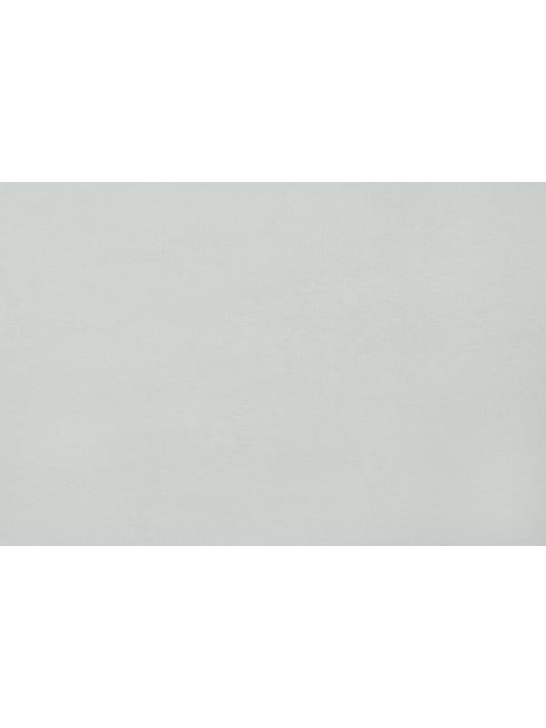 Kayori Shizu - Topper hoeslaken stretch - Jersey - Zilvergrijs