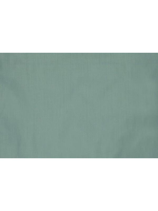 Kayori Shizu - Dubbele Split topper hoeslaken - Perkal - Groen