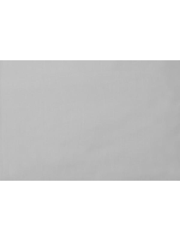 Kayori Shizu - Dubbele Split topper hoeslaken - Perkal - Zilvergrijs