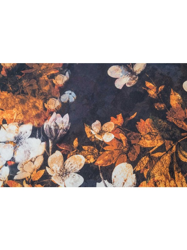 Kayori Senji - DBO - Katoensatijn - Oranje
