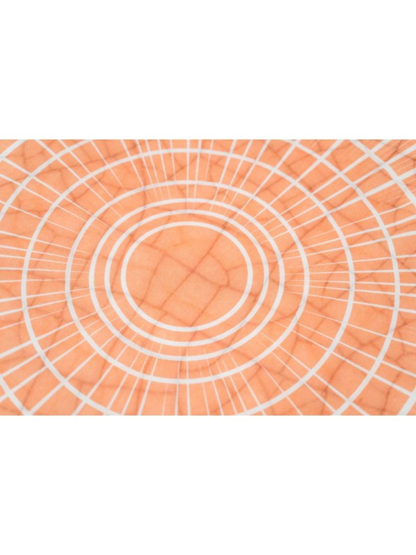Kayori Shiro - DBO - Katoensatijn - Oranje